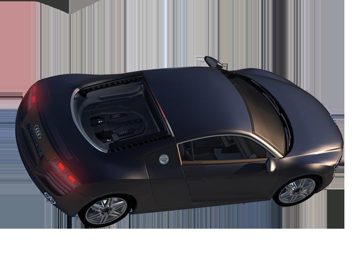 Beige BMW Sedan 5 2013