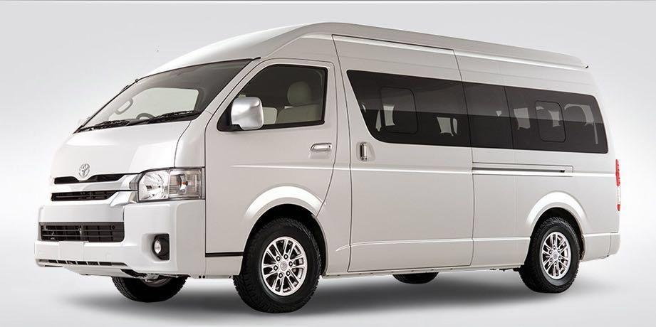 Toyota Hi Ace 13 Seaters